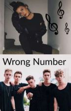 Wrong number // why dont we (Slowly Adds) by nfrealfanz73