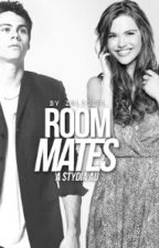 UNFINISHED Stydia AU - Room Mates - Teen Wolf. by enchantedstydia
