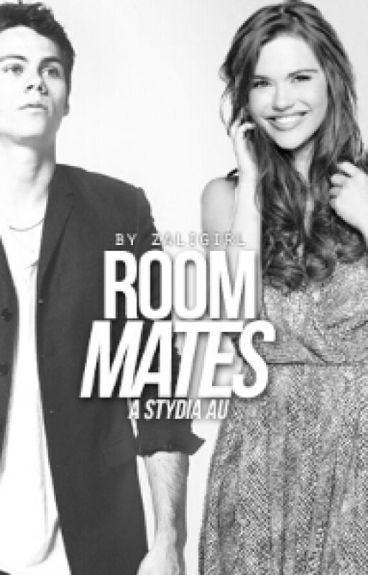 UNFINISHED Stydia AU - Room Mates - Teen Wolf.
