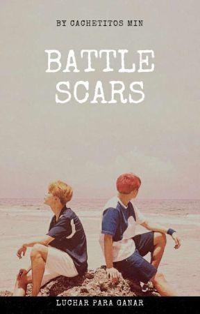 Battle Scars  (O.S JiKook) by CachetitosMin
