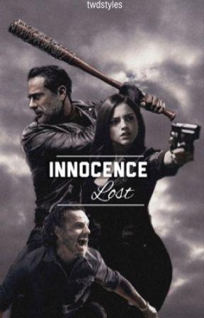 Innocence Lost (Negan x OC) by twdstyles
