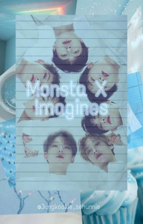 Monsta X Imagines (Requests Closed) - I miss you - Kihyun (angst