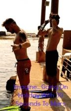 Imagine.. Going On Holiday With 30 Seconds To Mars by imaginejaredleto