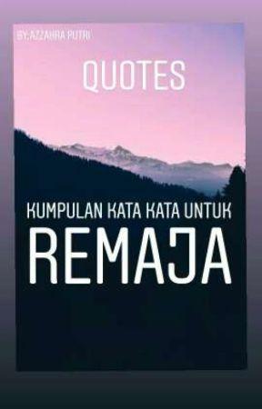 104 Gambar Kata Kata Quotes Remaja HD