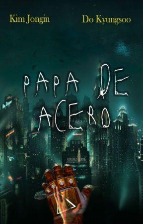 Papá de Acero -KaiSoo- by AyalaFree