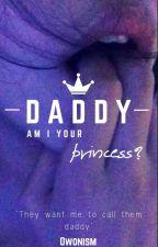 Daddy Alpha King's by xxshexxwolfxx