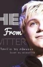 The Girl From Twitter (One Direction Fanfic) by mdwxoxo