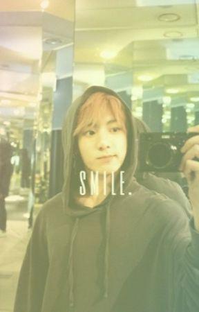 smile.  by -sadrei-