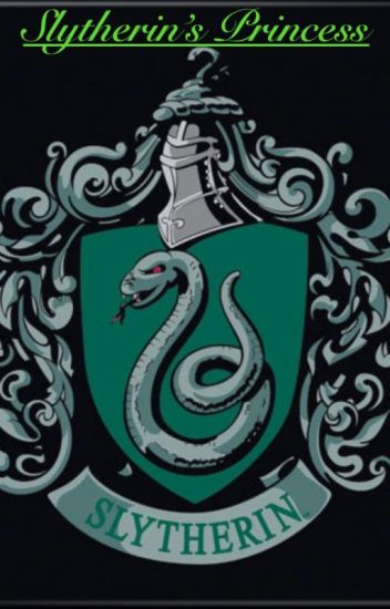 Slytherin's Princess (A Fred Weasley love story)