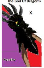 God Of All Dragon's x Koneko by AnimeLoverDxD19