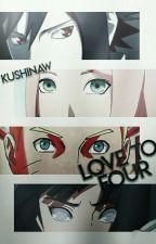 Love to Four - sasunaru by tsukyie