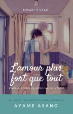 Misaki x Usagi - L'amour plus fort que tout by AyameAsano