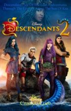 Descendants Isle of the Lost adventures through the eyes of Aaron son of Kaa by Brendanlongnose