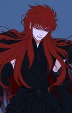 La noche escarlata (yaoi hard) (MiloXCamus) versión manga by ana_elena_phoenix