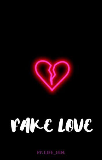 FAKE LOVE (A Vmin fanfic Being Rewritten) - I need friends