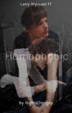 Homophobic || Larry Stylinson FF by NightxChanges