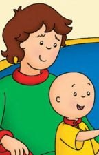 Caillou's Dad by Angelyoyo13
