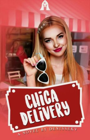 Chica Delivery. #PlumasAwards2019 by DenisseKv