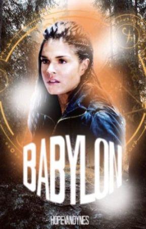 2   BABYLON ⤷ THOR RAGNAROK by hopevandynes