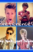 The Vamps Preferences by 3eek_jcat_lovex