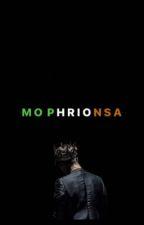 mo phrionsa »ziall by ItsxBlue_