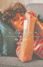 My Love [ BORRADOR ] by syderg