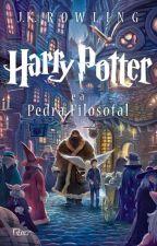 Harry Potter e a Pedra Filosofal by BrunaMoraes304