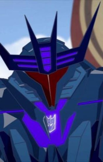 The daughter of shockwave(Transformers prime) up for