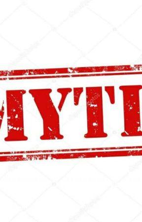 Myth by LetaHallmark
