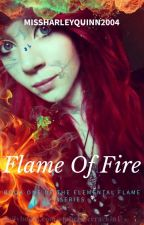 FIRE FREQUENCY (Book 1 Of The Immortal Elements Series) by Missharleyquinn2004