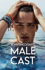 Male Cast by alwaysincognito_