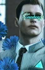 Connor X Reader One-Shots (D:BH) by _fragilecapricorn_
