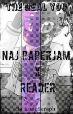 NaJ Paperjam x Reader by LoonSeraph