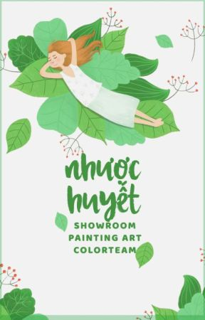 [COLORTEAM_SHOWROOM] NHƯỢC HUYẾT by color_team