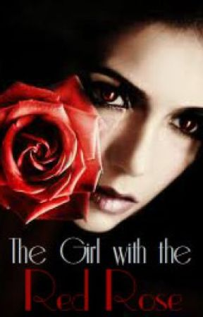 The Girl with the Red Rose by suGar_Twinkles95