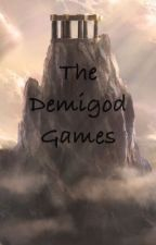 The Demigod Games by Magic4Life