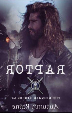 Raptor Kinsmen Riders Book 2 by autumn_raine18