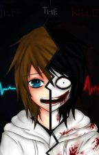 Jeff the Killer and His Stuff by Three_Way_Street