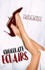 chocolate eclairs {hemmings} by YourLittleBoo
