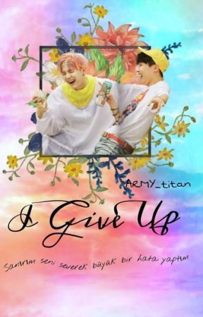 I Give Up [Yoonseok] by ARMY_titan