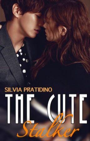 THE CUTE STALKER  by Silvia_Pratidino