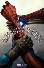 Immagina Marvel by clintasha_always