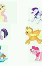 What Happened!? (A My Little Pony Fan-Fic) by PinkamenaDiannePie