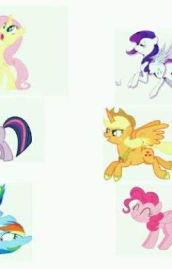 What Happened!? (A My Little Pony Fan-Fic)