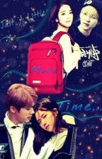 Just A Little More Time (Jin x Jisoo) by MinKookieCreams