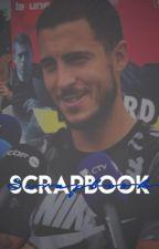 Scrapbook ↠ Football by edenhazardous