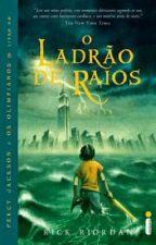 Percy Jackson e os Olimpianos: O Ladrão de Raios by Dane_Salvatore