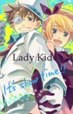 Lady Kid  by Yuuki_anime