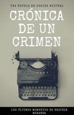 Crónica de un Crimen by Aranewie