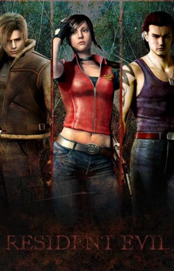 Female Resident Evil Characters x Male Reader